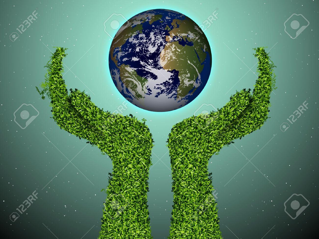 El Medio Ambiente: Sea Un Ciudadano Más Amigable Con El Medio Ambiente En El